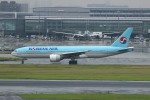 resocha747さんが、羽田空港で撮影した大韓航空 777-2B5/ERの航空フォト(写真)