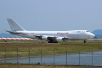 resocha747さんが、岩国空港で撮影したカリッタ エア 747-4R7F/SCDの航空フォト(写真)