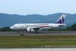 resocha747さんが、広島空港で撮影した香港エクスプレス A320-232の航空フォト(写真)