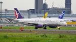 てつさんが、成田国際空港で撮影したマカオ航空 A320-232の航空フォト(写真)