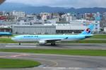 resocha747さんが、福岡空港で撮影した大韓航空 A330-323Xの航空フォト(写真)