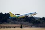 ハピネスさんが、成田国際空港で撮影したセブパシフィック航空 A320-214の航空フォト(写真)