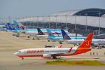toyoquitoさんが、関西国際空港で撮影したチェジュ航空 737-86Nの航空フォト(写真)