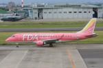 korosukeさんが、名古屋飛行場で撮影したフジドリームエアラインズ ERJ-170-200 (ERJ-175STD)の航空フォト(写真)