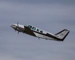 kikiさんが、能登空港で撮影した岡山航空 58 Baronの航空フォト(写真)