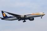 ★azusa★さんが、シンガポール・チャンギ国際空港で撮影したジェットエアウェイズ 777-35R/ERの航空フォト(写真)