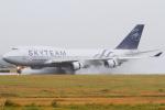 KIMISTONERさんが、台湾桃園国際空港で撮影したチャイナエアライン 747-409の航空フォト(写真)