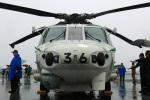 Wasawasa-isaoさんが、三重県四日市市 四日市港 DDH-182 護衛艦いせで撮影した海上自衛隊 SH-60Kの航空フォト(写真)
