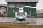 りょーさんが、広島空港で撮影した海上保安庁 412EPの航空フォト(飛行機 写真・画像)