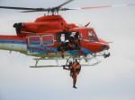おっつんさんが、能登空港で撮影した石川県消防防災航空隊 412EPの航空フォト(写真)