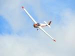 おっつんさんが、能登空港で撮影した日本航空学園 SF-25C Falkeの航空フォト(写真)