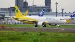 てつさんが、成田国際空港で撮影したバニラエア A320-214の航空フォト(写真)