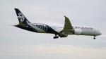 てつさんが、成田国際空港で撮影したニュージーランド航空 787-9の航空フォト(写真)