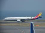 T.Kawaseさんが、羽田空港で撮影したアシアナ航空 A330-323Xの航空フォト(写真)
