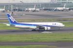 yuu-kiさんが、羽田空港で撮影した全日空 777-281の航空フォト(写真)
