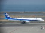T.Kawaseさんが、羽田空港で撮影した全日空 A321-211の航空フォト(写真)