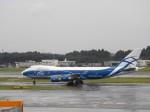 よんすけさんが、成田国際空港で撮影したエアブリッジ・カーゴ・エアラインズ 747-46NF/ER/SCDの航空フォト(写真)