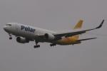 木人さんが、成田国際空港で撮影したポーラーエアカーゴ 767-3JHF(ER)の航空フォト(写真)