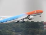 ✈︎Skyteam文✈︎N723AN✈︎さんが、成田国際空港で撮影したKLMオランダ航空 777-306/ERの航空フォト(写真)