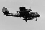 小金井原住民さんが、立川飛行場で撮影したアメリカ陸軍 OV-1A Mohawkの航空フォト(写真)