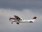 kikiさんが、能登空港で撮影した日本航空学園 T206H Turbo Stationairの航空フォト(写真)