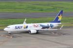 yuu-kiさんが、羽田空港で撮影したスカイマーク 737-86Nの航空フォト(写真)