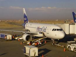 エル・アルト国際空港 - El Alto International Airport [LPB/SLLP]で撮影されたエル・アルト国際空港 - El Alto International Airport [LPB/SLLP]の航空機写真