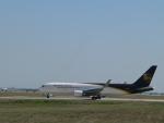 M.Ochiaiさんが、ダラス・フォートワース国際空港で撮影したUPS航空 767-34AF/ERの航空フォト(写真)