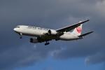 E-75さんが、函館空港で撮影した日本航空 767-346の航空フォト(写真)