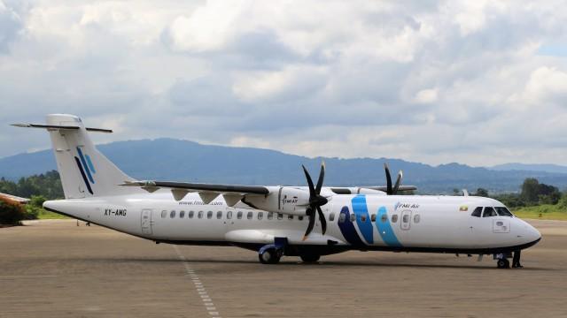 westtowerさんが、ヘホ空港で撮影したFMIエア ATR-72-600の航空フォト(飛行機 写真・画像)