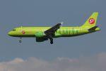 やまちゃんさんが、仁川国際空港で撮影したS7航空 A320-214の航空フォト(写真)