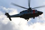 MA~RUさんが、札幌飛行場で撮影した北海道警察 AW139の航空フォト(写真)