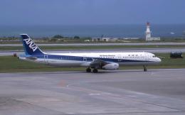 kumagorouさんが、那覇空港で撮影した全日空 A321-131の航空フォト(飛行機 写真・画像)