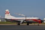 fortnumさんが、八戸航空基地で撮影した航空自衛隊 YS-11-103Pの航空フォト(写真)