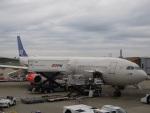 fortnumさんが、成田国際空港で撮影したスカンジナビア航空 A340-313Xの航空フォト(写真)