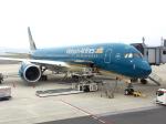 とおまわりさんが、関西国際空港で撮影したベトナム航空 A350-941XWBの航空フォト(写真)