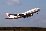 なごやんさんが、千歳基地で撮影した航空自衛隊 747-47Cの航空フォト(写真)