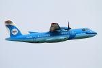 suu451さんが、伊丹空港で撮影した天草エアライン ATR-42-600の航空フォト(写真)
