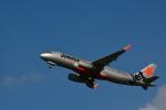 鹿児島空港 - Kagoshima Airport [KOJ/RJFK]で撮影されたジェットスター・ジャパン - Jetstar Japan [GK/JJP]の航空機写真