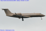 Chofu Spotter Ariaさんが、成田国際空港で撮影したアメリカ個人所有 G-IV-X Gulfstream G450の航空フォト(飛行機 写真・画像)