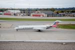 eagletさんが、ミネアポリス・セントポール国際空港で撮影したアメリカン・イーグル CL-600-2C10 Regional Jet CRJ-701ERの航空フォト(写真)