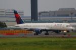やつはしさんが、成田国際空港で撮影したデルタ航空 757-26Dの航空フォト(写真)