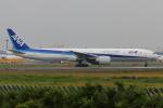 やつはしさんが、成田国際空港で撮影した全日空 777-381/ERの航空フォト(写真)