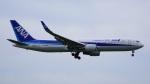 てつさんが、成田国際空港で撮影した全日空 767-381/ERの航空フォト(写真)