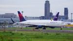 てつさんが、成田国際空港で撮影したデルタ航空 767-332/ERの航空フォト(写真)