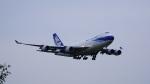 てつさんが、成田国際空港で撮影した日本貨物航空 747-4KZF/SCDの航空フォト(写真)
