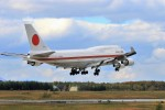 hidetsuguさんが、千歳基地で撮影した航空自衛隊 747-47Cの航空フォト(写真)