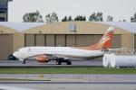 eagletさんが、ミネアポリス・セントポール国際空港で撮影したスウィフト・エア 737-401の航空フォト(写真)