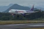 qooさんが、高松空港で撮影した香港エクスプレス A320-232の航空フォト(写真)