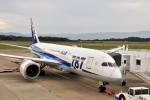 kiraboshi787さんが、長崎空港で撮影した全日空 787-8 Dreamlinerの航空フォト(写真)